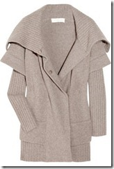 Donna Karan Casual Luxe knitted merino wool and cashmere-blend sweater £1,235