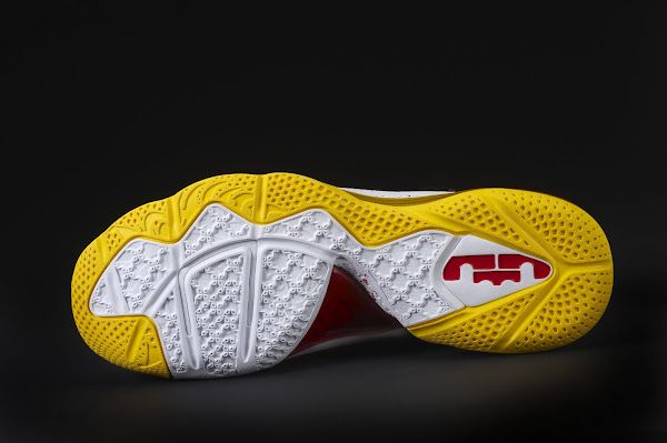 Nike Celebrates LeBron James Third MVP Honor With Limited Edition Shoes