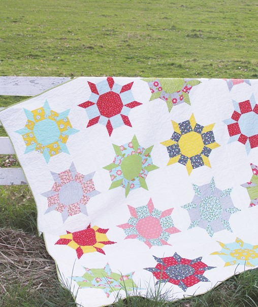 Wallflowers Quilt (1)