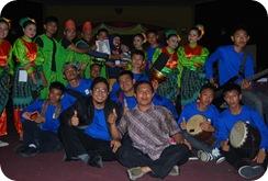 Sanggar Seni Seraja Kuantan  SMAN Pintar Meraih Juara II Di Parade Tari Daerah ke VIII Tingkat Kabupaten 2