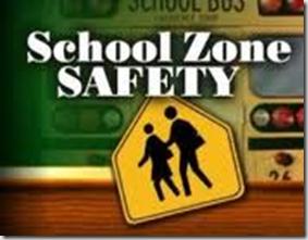 School Zone Safety Pic