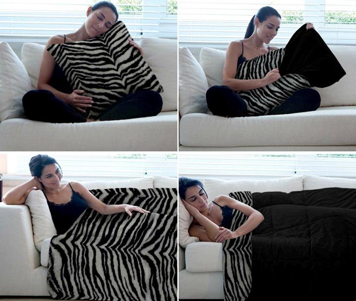 almofada travesseiro cobertor edredom
