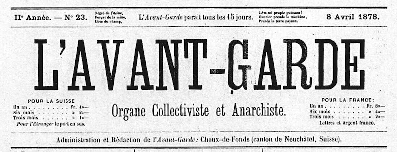 the avant-garde