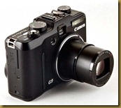 Canon G3 and G9 Cameras