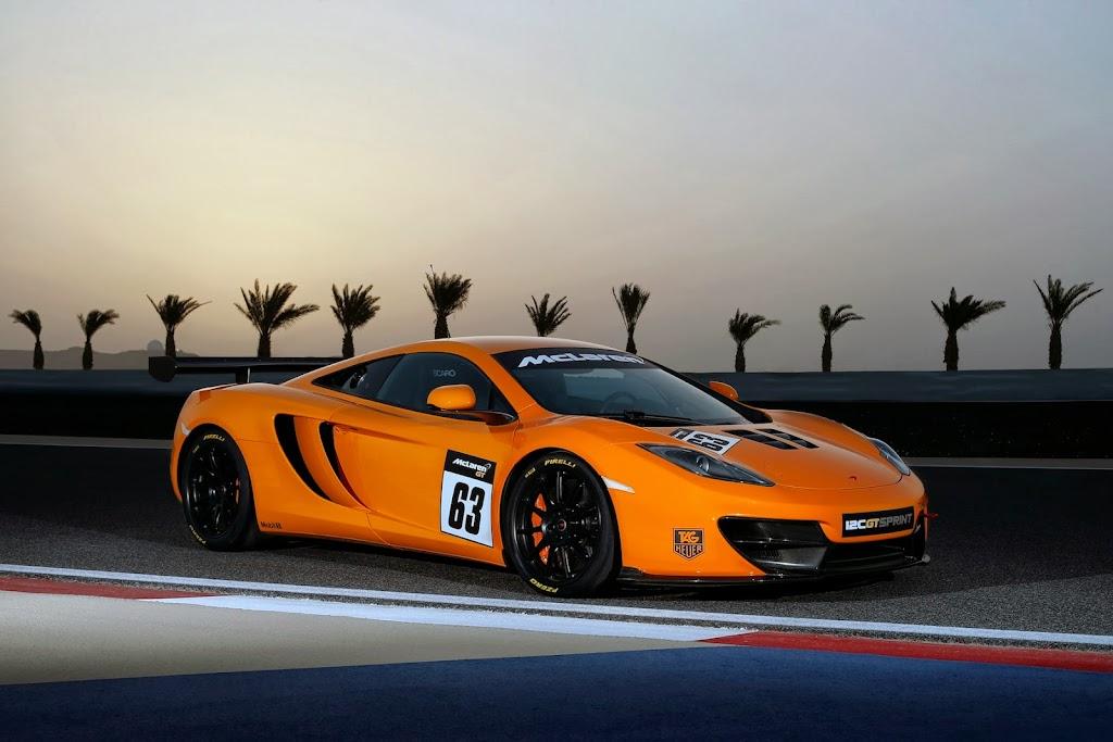 McLaren%25252012C%252520GT%252520Sprint%2525201 McLaren 12C GT Sprint: Details on McLarens Newest Track Car