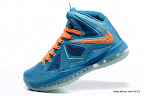 lbj10 fake colorway china 1 03 Fake LeBron X