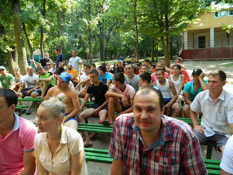 La Tabăra Sportivă din satul Crăsnășeni a avut loc cea de-a doua ediție a Întrunirii Tineretului din Telenești