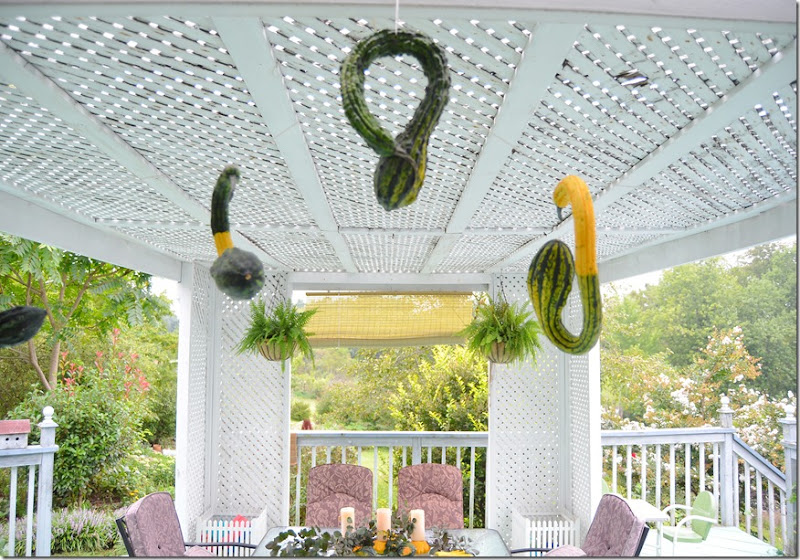 houzz porch with garland amy renea a nest for all seasons