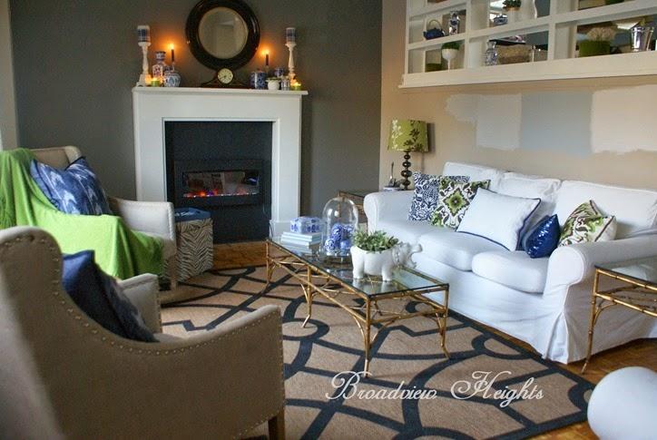 Broadview Heights living room2
