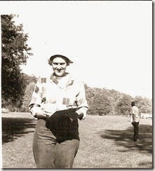 Katie Dirksen 1954