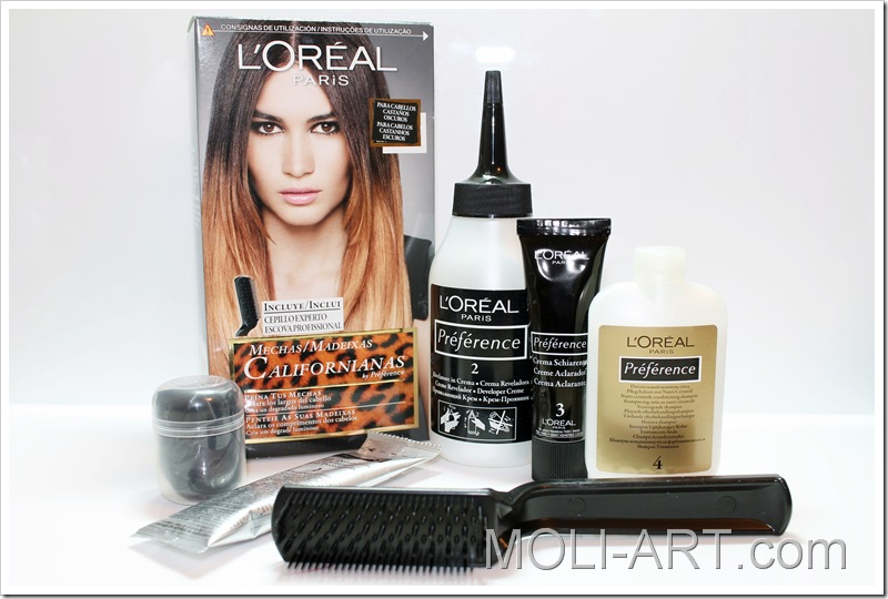 mechas-californianas-ombre-hair-loreal