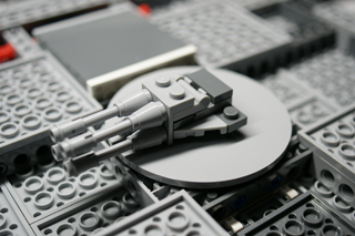 LEGO: 7965 Millennium Falconを組む その3