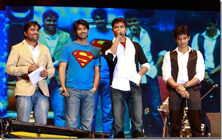 vijay jeeva srikanth  Nanban-Audio-Launch-Stills-004