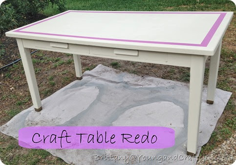 Craft Table 7