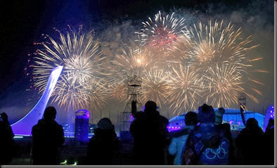 Sochi Olympics Closing Ceremony 1