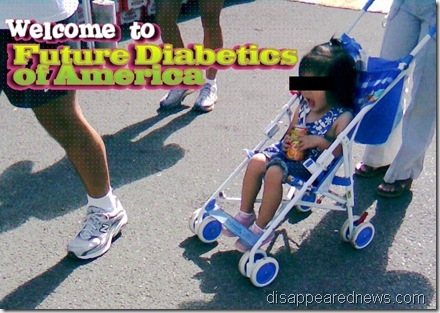 Future Diabetics of America