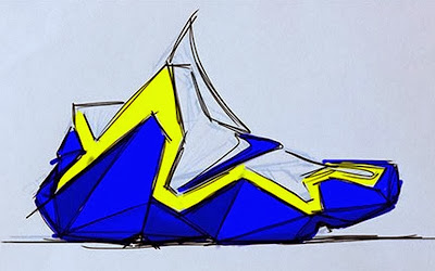 nike lebron 11 xx design sketch 2 03 Complex Names NIKE LEBRON 11 as #1 Shoe of the Year for 2013