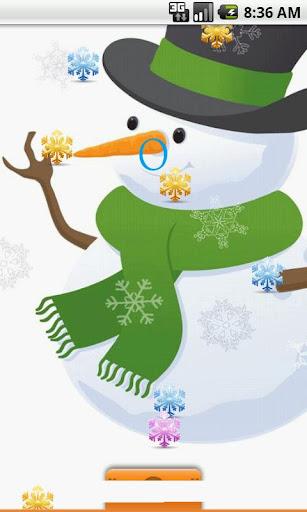 酷雪人的LWP