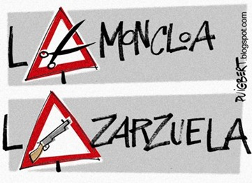 Moncloa y Zarzuela