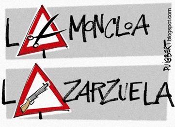 Moncloa y Zarzuela
