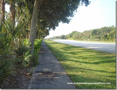 Running at Disney's Vero Beach Resort (16)