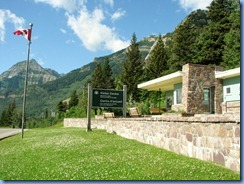 1290 Alberta Hwy 5 South - Waterton Lakes National Park - Visitor Centre