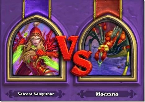 Hearthstone Naxxramas Rogue Class Challenge Strategy Guide