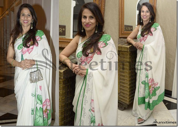 Shobha_De_White_Saree