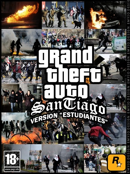 GTA Santiago