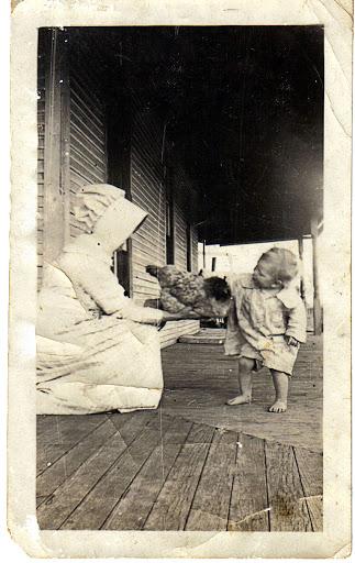 el chicharito y su hija. el