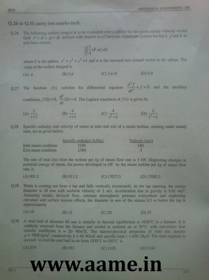 GATE-2013-Question-Paper-Mechanical-Engineering-ME-06-R