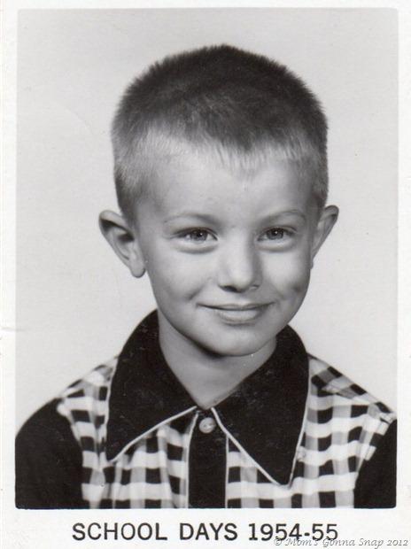 1954-55 Dad