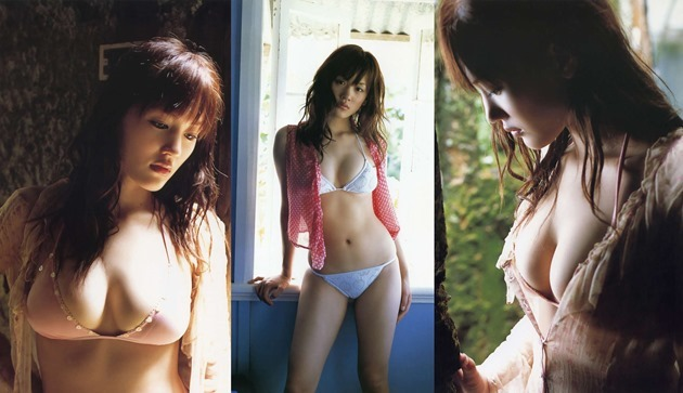 Ayase Haruka_Heroine_photobook_gravure idol
