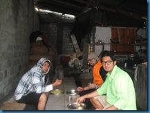 Breakfast at Ghangaria