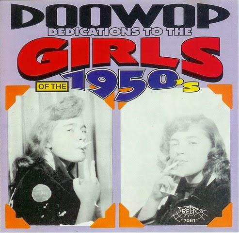 Doowop Girls Of The 50s - 26