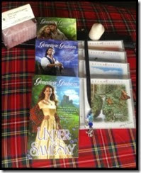 prize package for bloggers