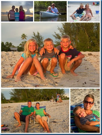 Sanibel Vacation August 2014