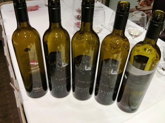 Chardonnay Vertical