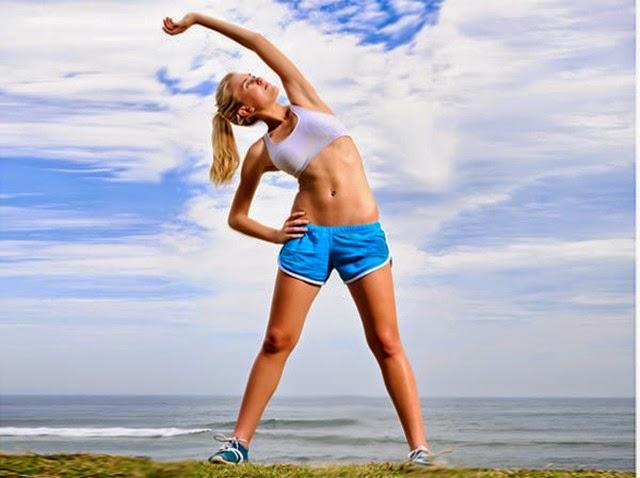 exercício  lateral