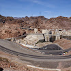 Amazing view of Hoover Dam