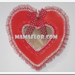 Como Hacer una Caja de Corazón: Día de la Madre