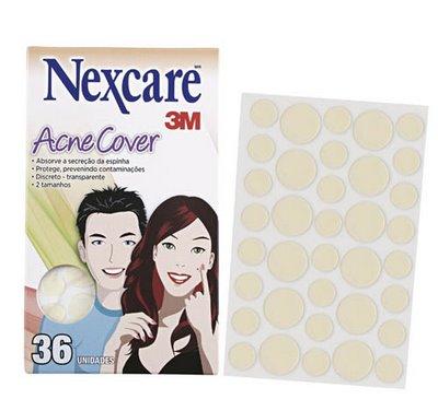 Adesivo 3M Para Tratamento de Acne, Cravos e Espinhas, Onde Comprar