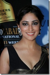 Yami Gautam at BPHIFW 2012 (Day 4) Stills