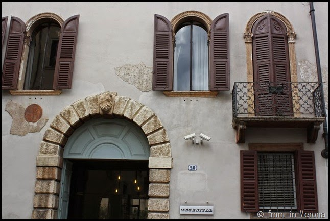 Palazzo Cossali, Verona