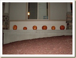 Carving Pumpkins (10) (Medium)