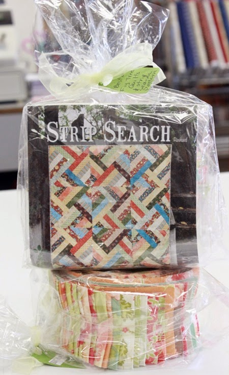 Fig Tree custom jelly roll and quilt kit