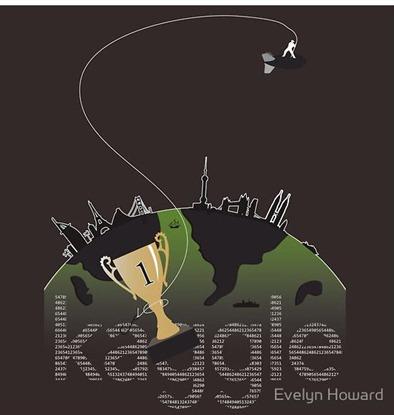 Evelyn Howard T-shirt Design
