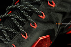 nike lebron 11 gr black red 1 02 New Photos // Nike LeBron XI Miami Heat (616175 001)