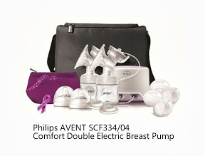 Philips AVENT Comfort Double Electric Breast Pump Ratings.jpg