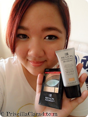 Priscilla review Revlon Photoready BB Cream 5